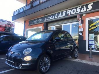 Fiat 500 LOUNGE - CABRIO